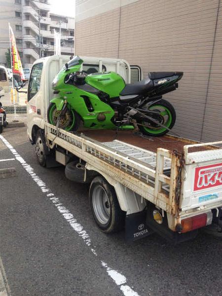 バイク王 ZX-12R 口コミ 評判